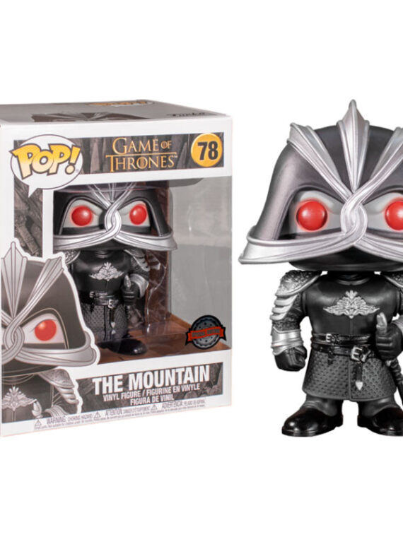 The Mountain 78 Game of Thrones Exclusive